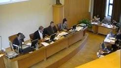 Keskusteleva valtuuston kokous 26.09.2011 osa 1