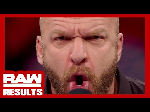 HHH RETURNS! HUGE NXT CALL UP! WWE Raw Review 1/30/17 (Going in Raw Podcast Ep. 161)