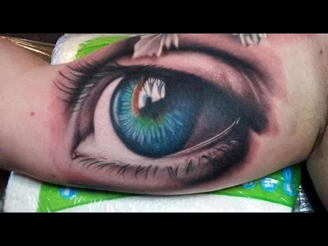 best 3d tattoos in the world hd part 3 amazing tattoo