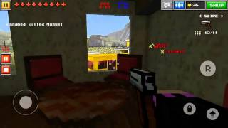Pixel Gun 3D gameplay replay! #pixelgun3d #pixel #gun #3d #pixelgun #fps #shooter #pg3d Thumbnail