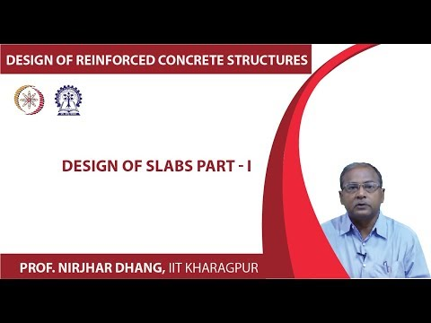 Design of Slabs Part - 1