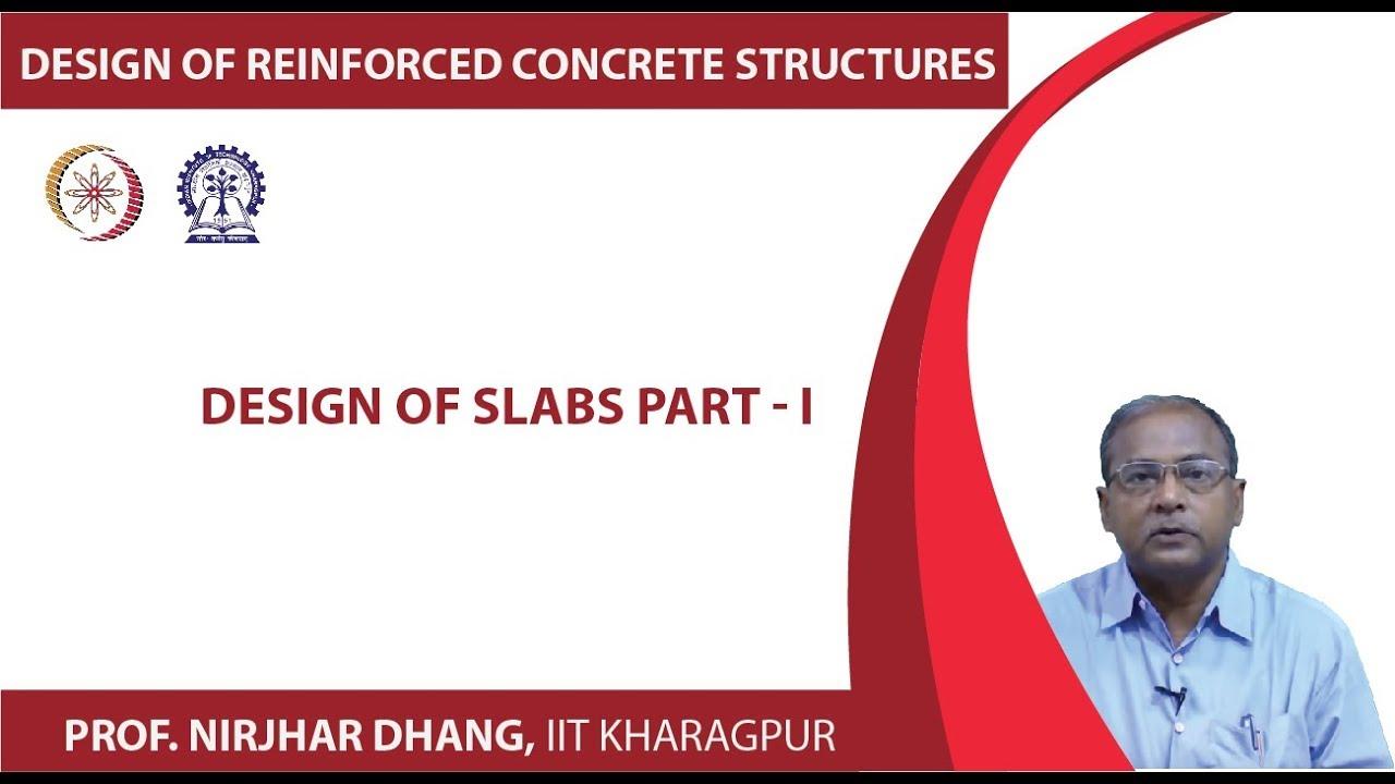 Design of Slabs Part - 1