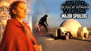 MAJOR The Rise Of Skywalker Leaks WARNING Spoilers (Star Wars Episode 9)