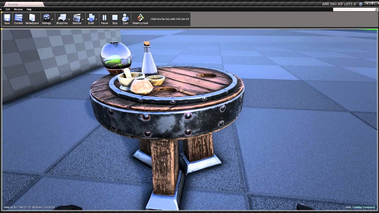 Arks new features preview the magnifying glass alchemy table arks new features preview the magnifying glass alchemy table malvernweather