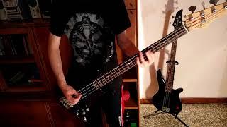 Fugazi - Shut the Door (Bass Cover)
