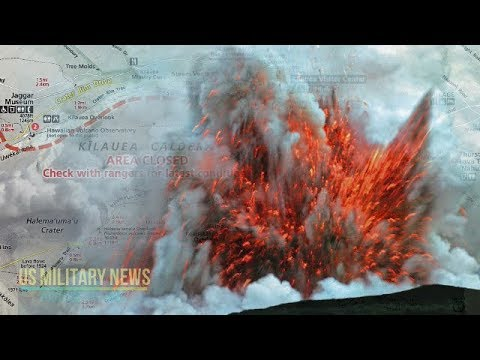Alert: Kilauea Volcano Eruption Spreads Again, Sends 'Lava Bombs' 500 Feet In The Air