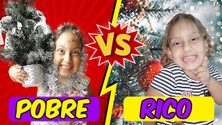 Tipos de Crianças no Natal (RICO VS POBRE) - MC DIVERTIDA