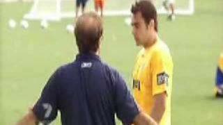 Adelaide United Fan Kicked Out Of Training