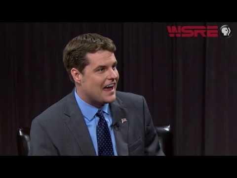 Matt Gaetz & Steven Specht: US House FL District 1 (2016)  | Conversations with Jeff Weeks | WSRE