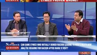 The Newshour Debate: Cynics proven wrong? - Part 2 (4th Feb 2014)