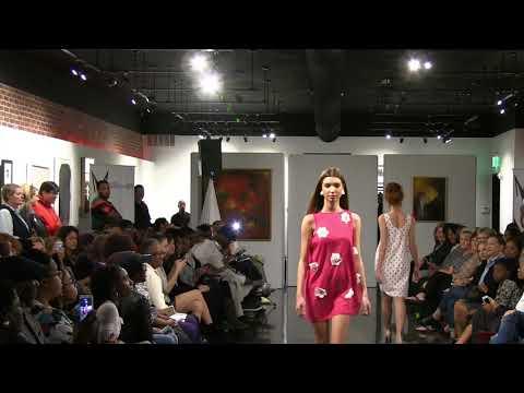 Starr Hunt - 2017 Virginia Fashion Week - Emerging Designers