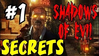 BLACK OPS 3 ZOMBIES SECRETS! [1]  ★ How to Get to Round 15 in 40 Seconds!