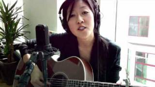 Charity single for Japan 月亮代表我的心 the moon represents my heart (cover by Cynthia Lin)