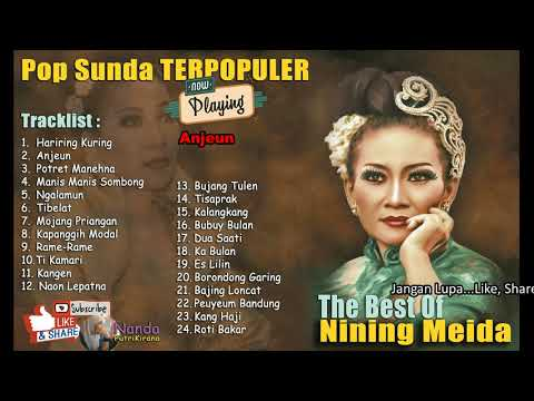 NINING MEIDA AS Pop SUNDA Terpopuler 2018 - THE BEST OF Nining Meida LAGU SUNDAAN 2018