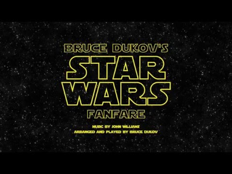 Bruce Dukov's Star Wars Fanfare