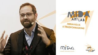 MIDA ArtLab - Intervento di Nicola De Pisapia