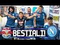 BESTIALI!!! SALISBURGO 2-3 NAPOLI | LIVE REACTION CHAMPIONS LEAGUE HD MP3