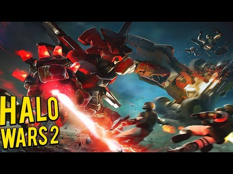ULTIMATE COLONY GAMEPLAY EXPERT LEVEL 🤖- HALO WARS 2 GAMEPLAY