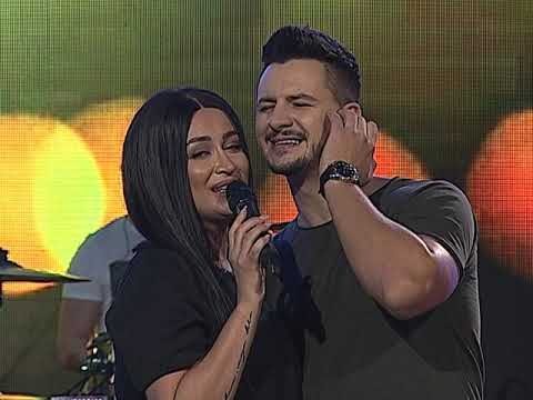 Andreana Cekic i Emir Djulovic - Kad zamirisu jorgovani - LIVE VSV ( OTV VALENTINO 05.11.2018.)