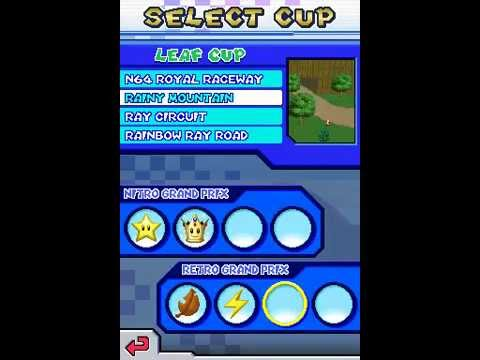 Asm Hack Mario Kart Ds More Cups More Tracks Youtube