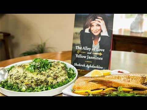 Recipe  Sabzi Polo with White Fish  Home & Family