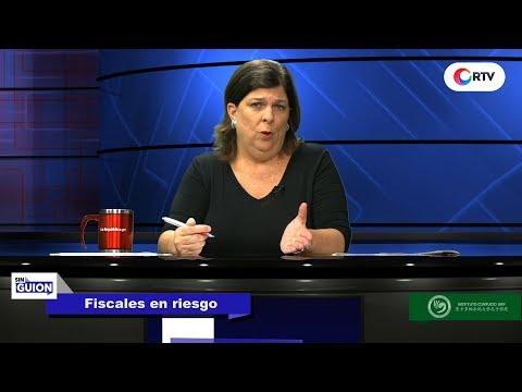 Fiscales en riesgo - SIN GUION con Rosa María Palacios
