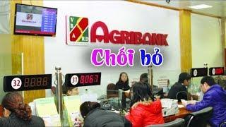 Công ty con phá sản-Agribank chối bỏ trách nhiệm- dân mất trắng tiền gửi?