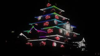 福島県会津若松市の鶴ヶ城で開催されたFukushima さくらプロジェクトの...