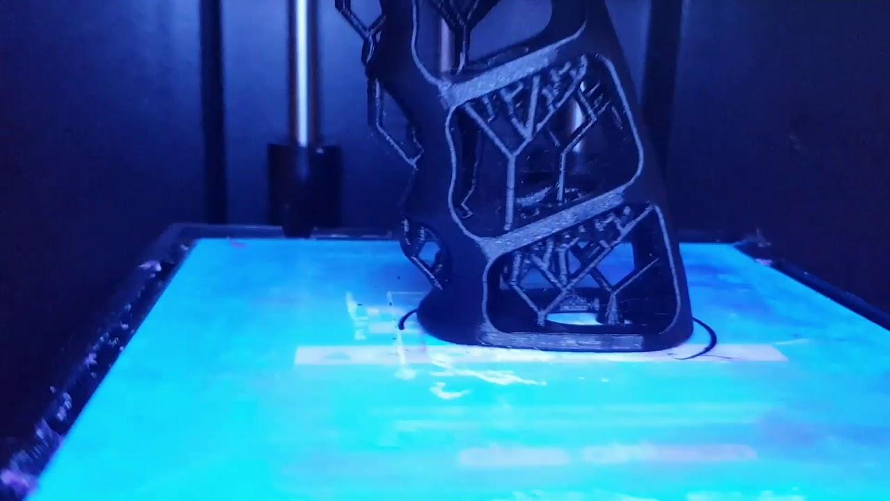 3d printing AR15 skeleton pistol grip