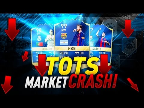 NEW MARKET CRASH ! TEAM OF THE SEASON INFO ADVICE & PREPARATION - FIFA 17 TOTS ULTIMATE TEAM