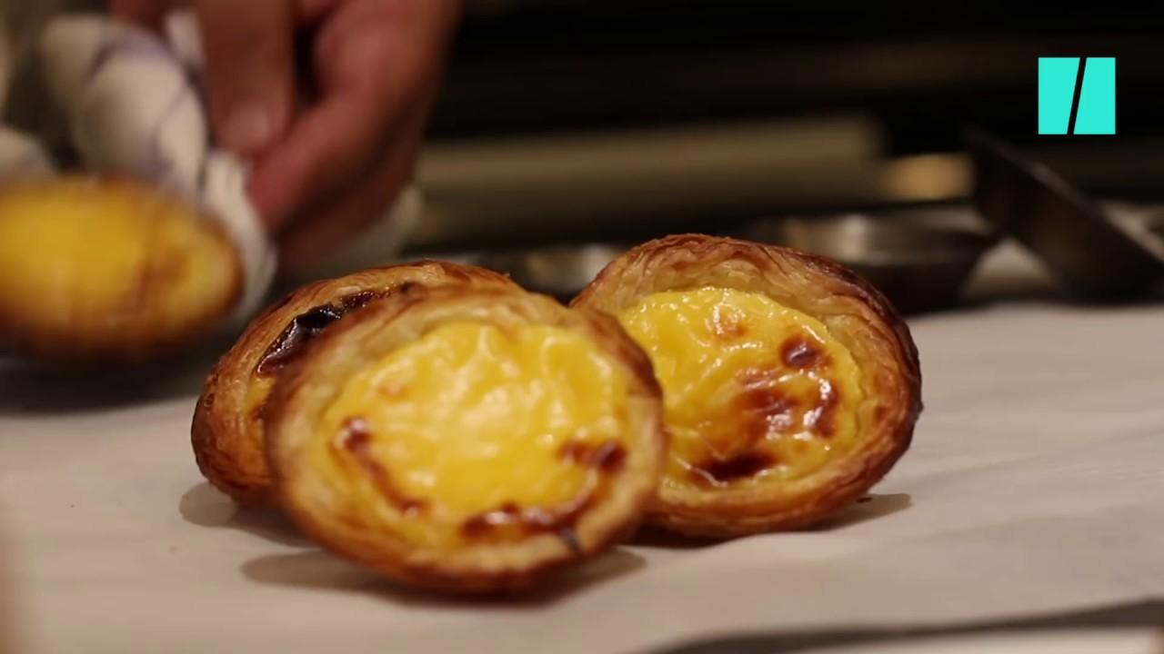 Pastel de nata la recette du succès de cette pâtisserie portugaise