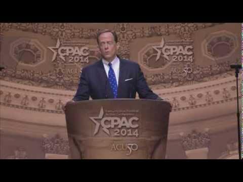 CPAC 2014 - U.S. Senator Pat Toomey (R-PA)