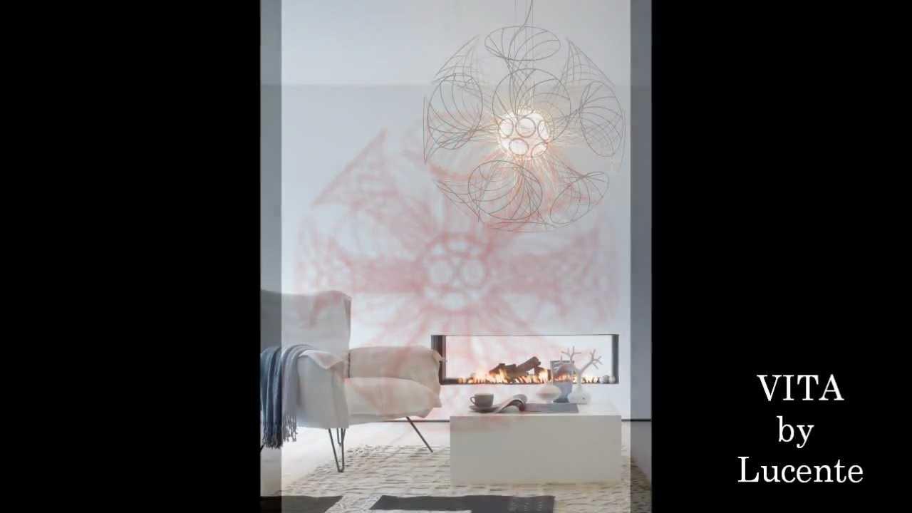 lucente lighting. Vita By Lucente Poom.wmv Lighting