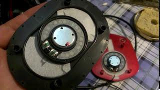 Навушники QCyber Dragon GH-9000. Драгон ремонт, ні звуку.