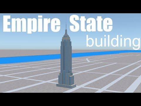 How tall is the Empire State Building?