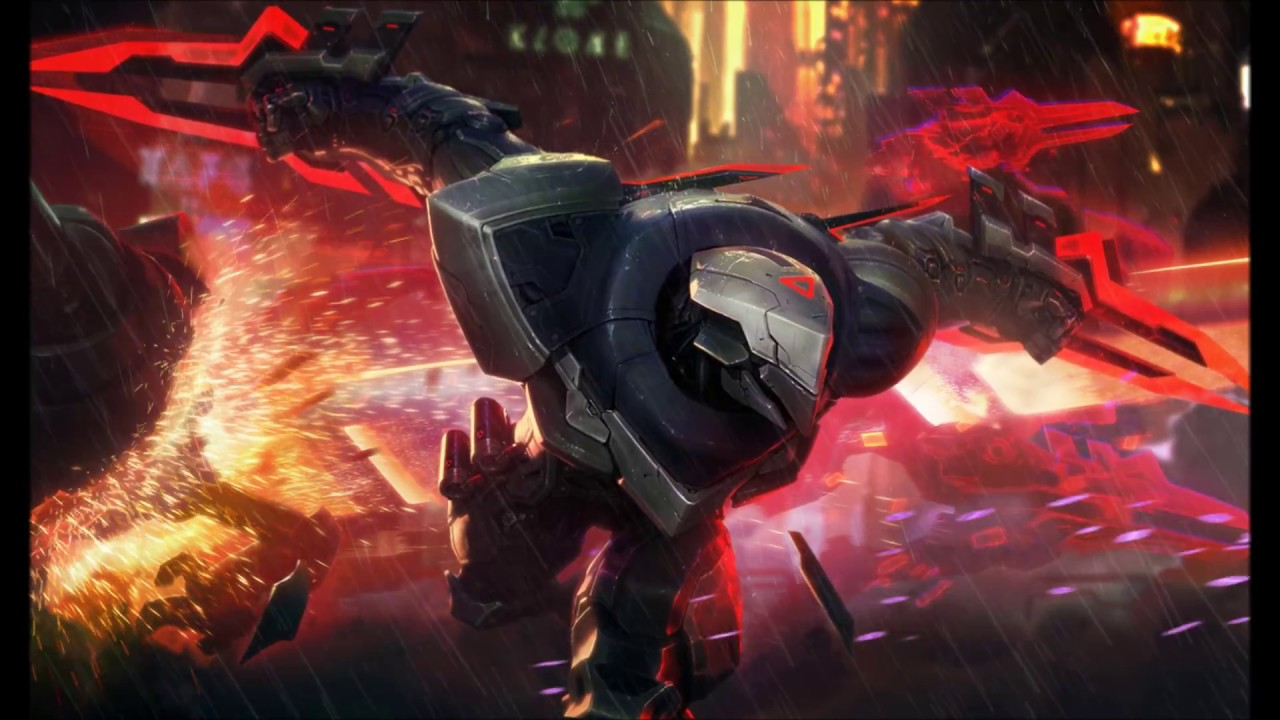 Dual Monitor Animated Wallpaper Project Zed Animated Login Fan Made Youtube
