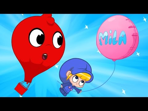 Morphle the Magic Balloon- Animations for Kids