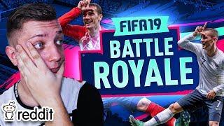 FIFA 19 BATTLE ROYALE?! TO MOŻLIWE!! - REDDIT!!