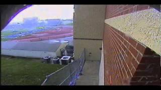 Hempfield Tornado - Field House Security Cam 1