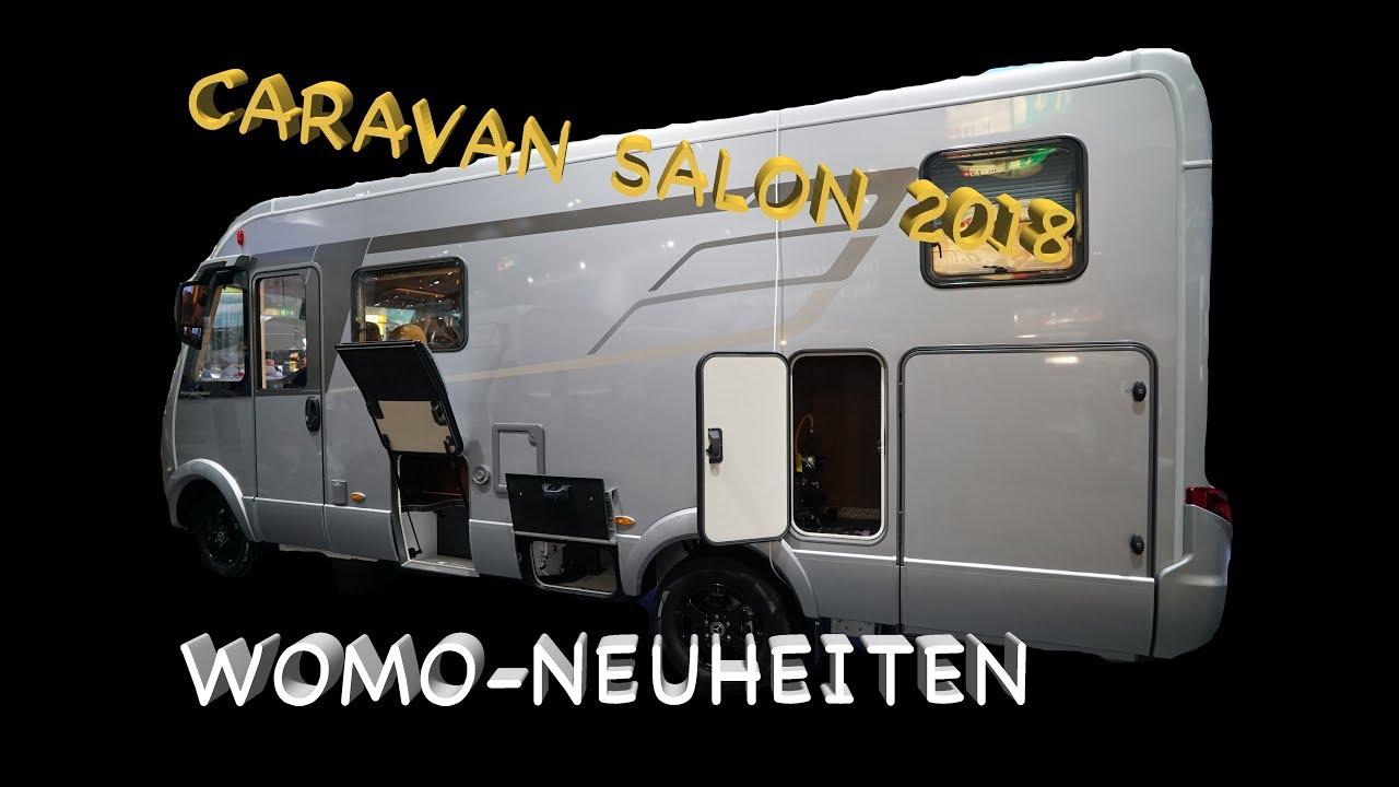 caravan salon d sseldorf 2018 1 berblick wohnmobil. Black Bedroom Furniture Sets. Home Design Ideas
