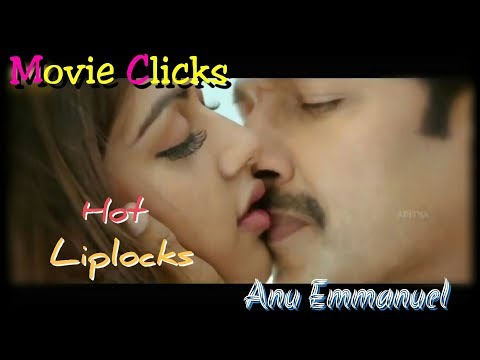 Anu Emmanuel Hot Lip Lock Repeat Slow motion Full HD 720p