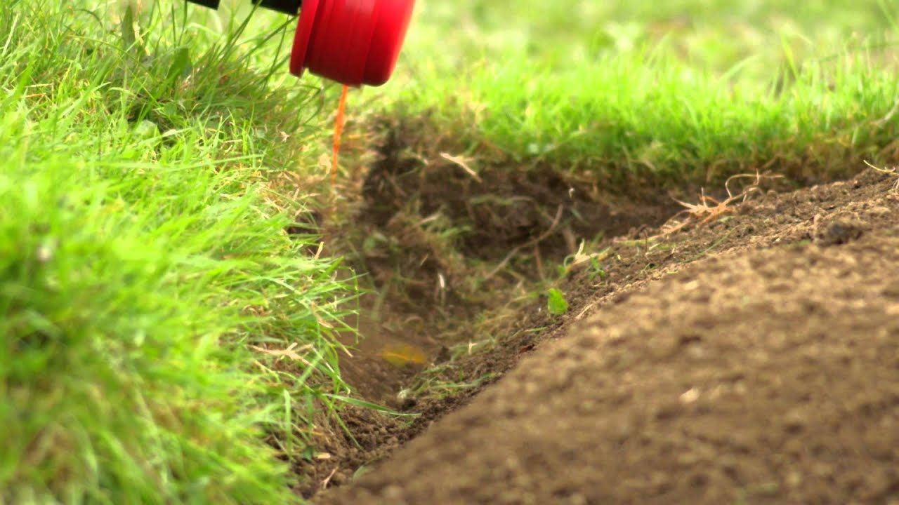 How to Create the Perfect Garden Edge | Troy-Bilt® - YouTube