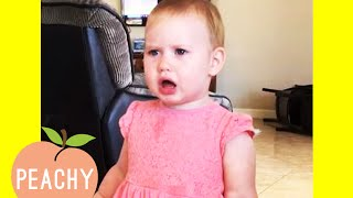 WHO ARE YOU?! | Funny Reactions To Dads Shaving Beards