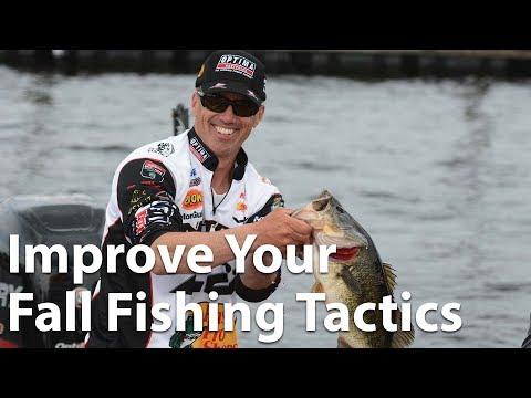 Webinar: Improve Your Fall Fishing Tactics