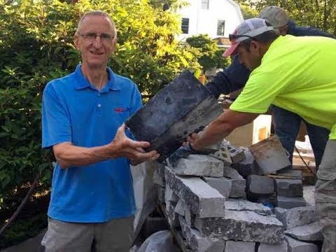 Removing a 100 Year-Old Time Capsule from St. John's Church