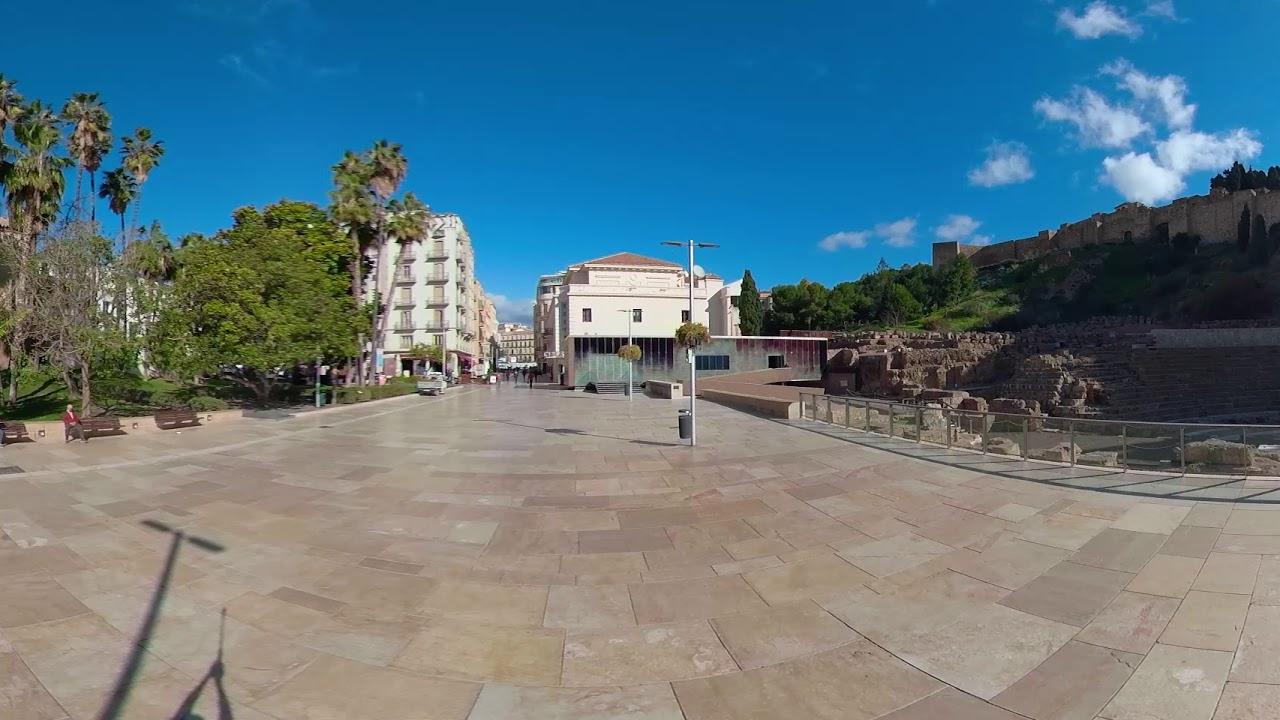 Calle Alcazabilla, ¡en 360º!