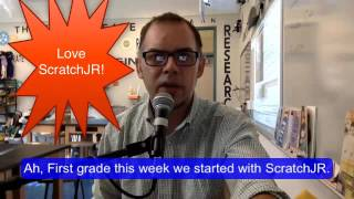 Video ScratchJr, Makey Makey, and Documentation: Makerspace Reflection week 4 download MP3, 3GP, MP4, WEBM, AVI, FLV Juni 2018