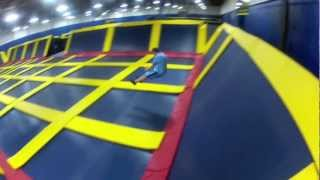 Sky High Sports Insane Freestyle and Trampoline Fun Center