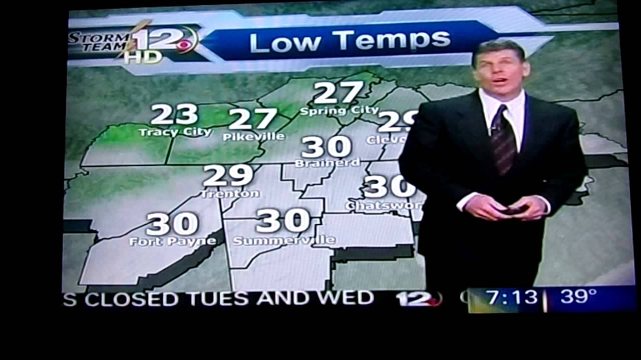 Snow Storm 2# Chattanooga tn News Channel 12