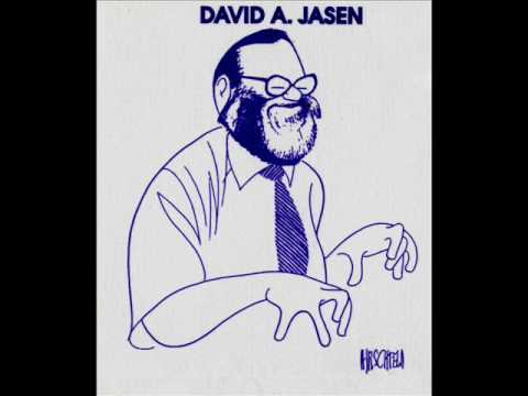 """History Of Jazz - Dave Jasen On  """"Ragtime Revival Of  40's & 50's"""" - Lect. #11"""